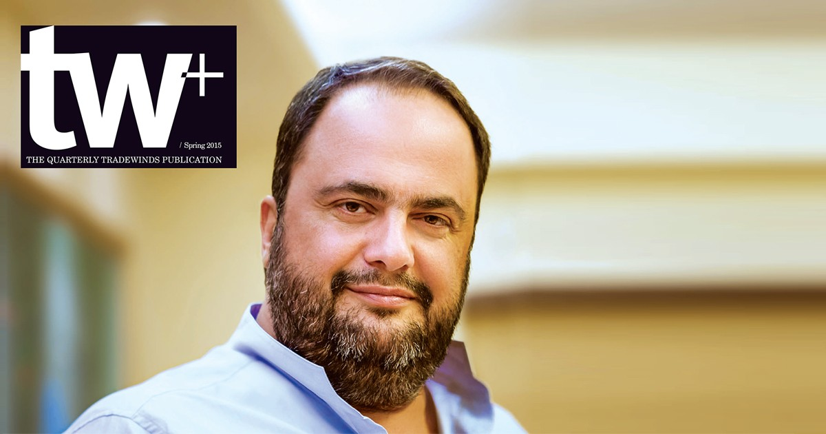 Interview: Marinakis. The Man Behind The Legend.