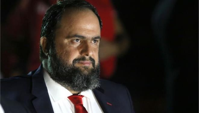 Olympiacos FC and Vangelis Marinakis offer one million euros to Greek wildfires victims