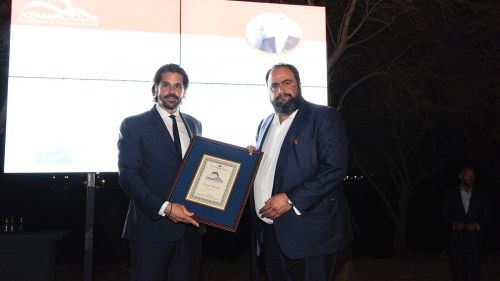 Marinakis Wins Award from Marshall Islands Registry