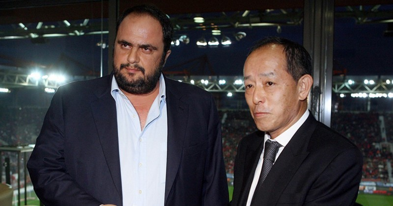 Olympiacos F.C. and President Evangelos Marinakis support the people of Japan