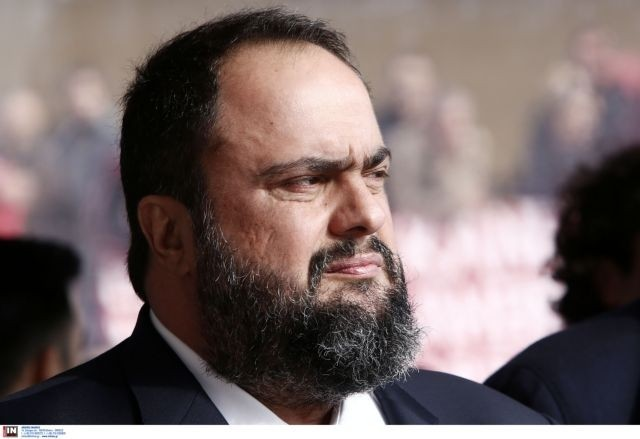 Marinakis answers Tsipras, Tzanakopoulos, will file suit in Greek, European courts.