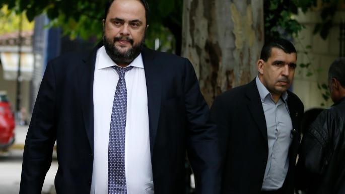 No Drug Charge for Forest Owner Evangelos Marinakis