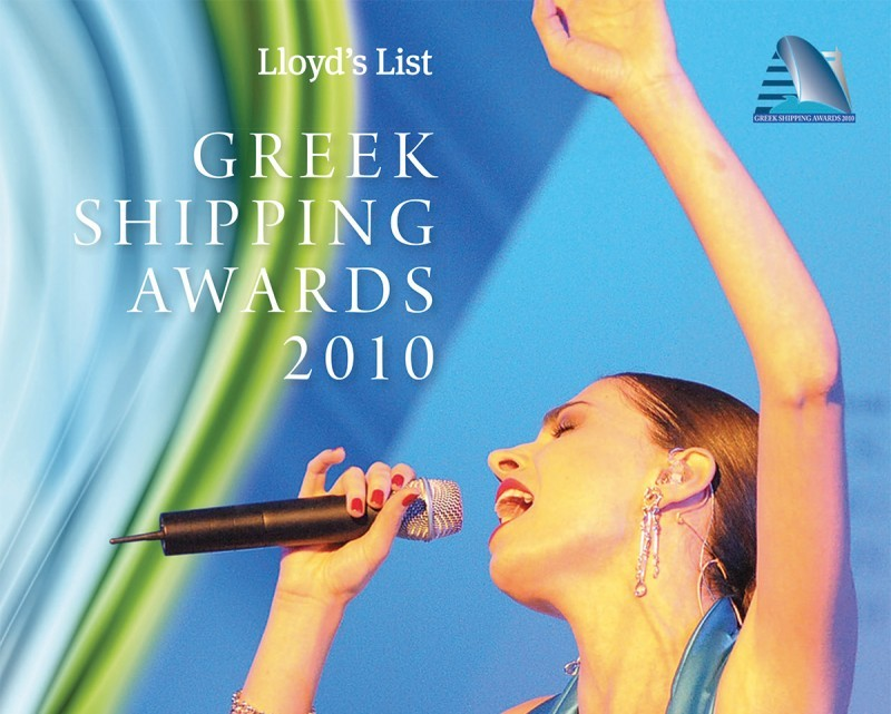 "Evangelos Marinakis was Lloyd's List's ""Newsmaker of the Year 2010"" at the Greek Shipping Awards"
