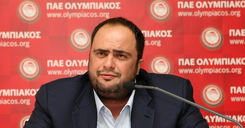 Interview: Exclusive. Olympiacos's Evangelos Marinakis – Enough with the Mr Bad Guy