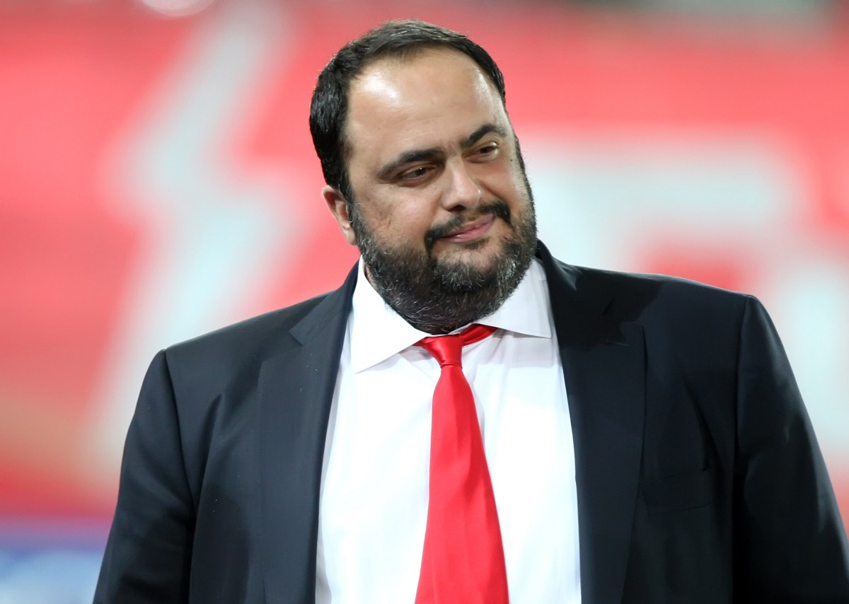 Olympiacos ready to wage tough uphill batle says Marinakis