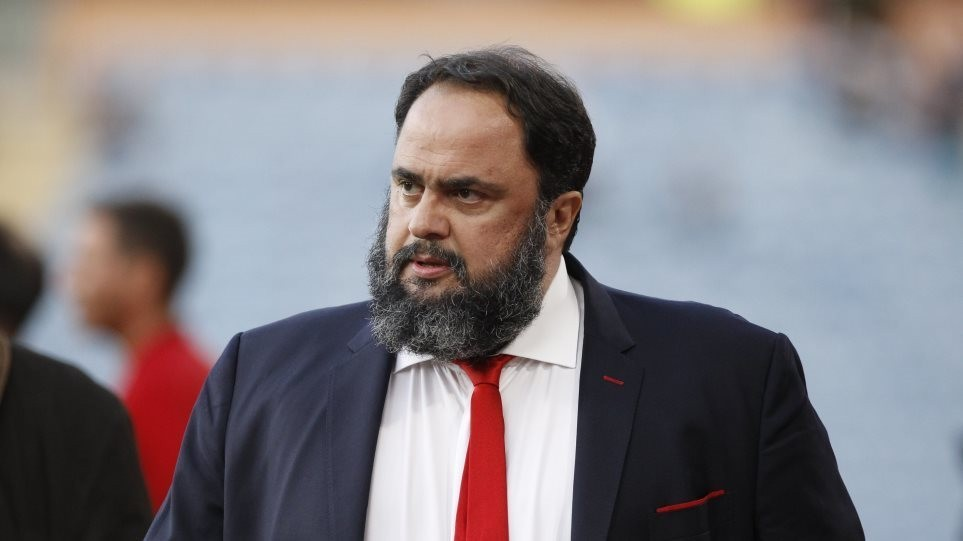 Evangelos Marinakis: Nottingham Forest owner says he has recovered from coronavirus
