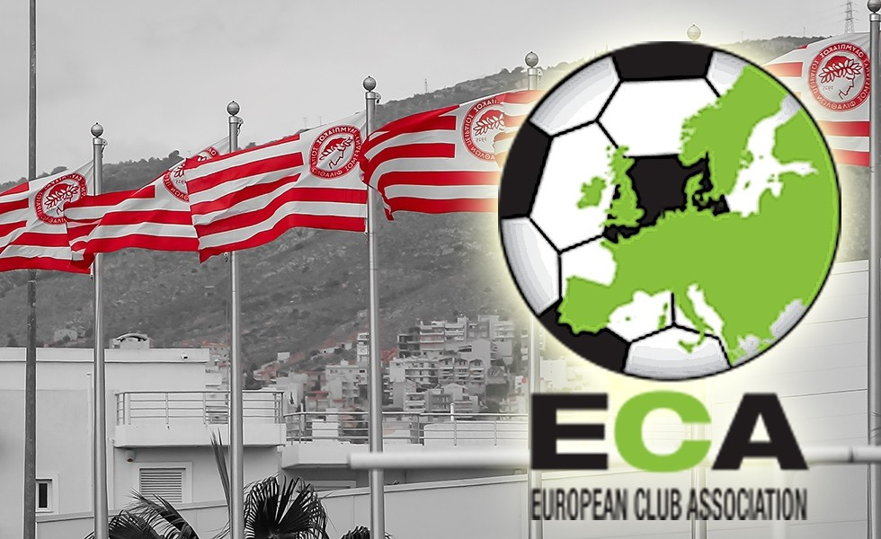 ECA promotes the social work of Olympiacos and Evangelos Marinakis