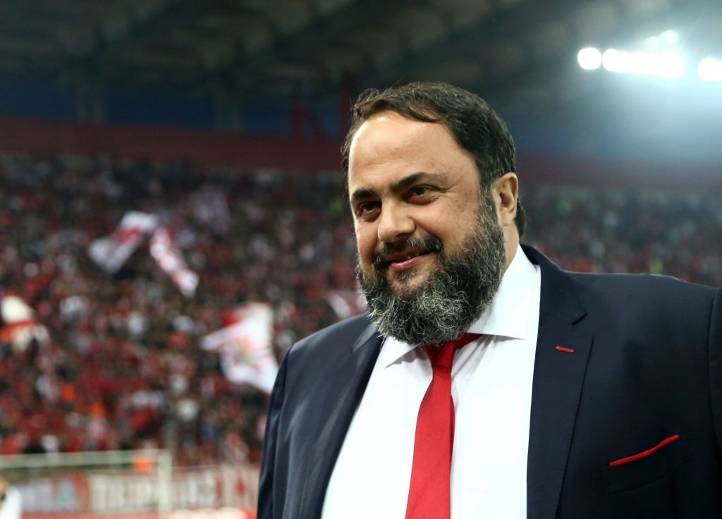 Marinakis acquitted in Greek football trial