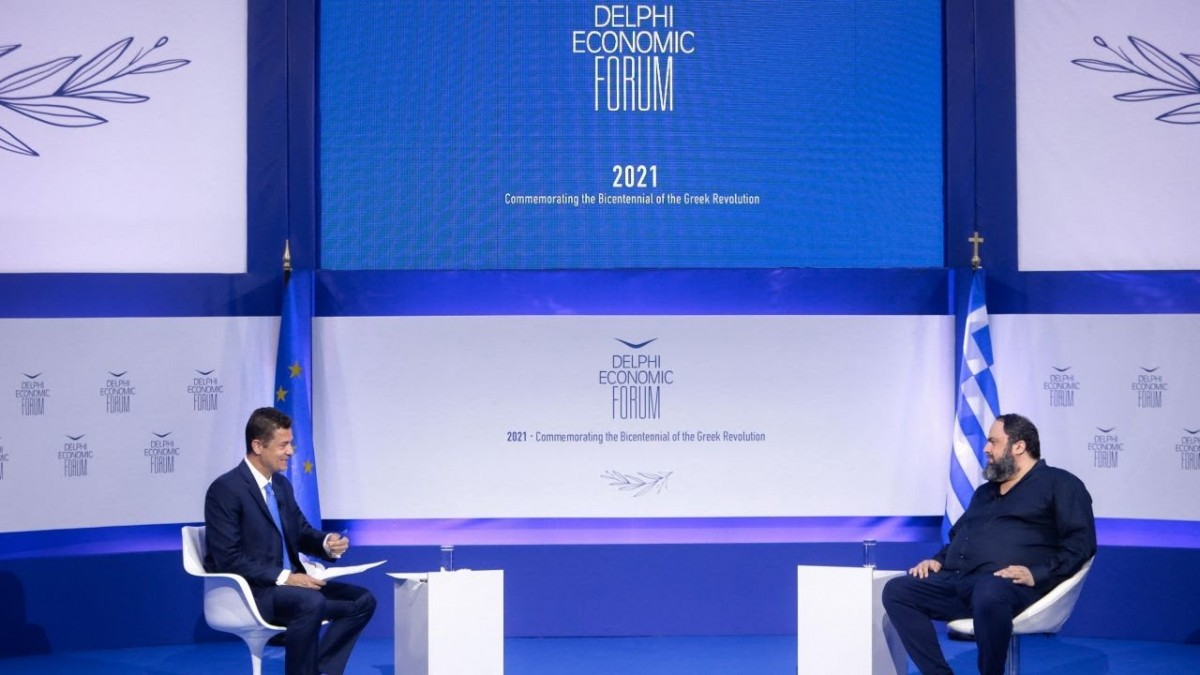 Delphi Economic Forum VI, May 10, 2021